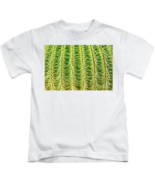 Abstract Cactus Kids T-Shirt