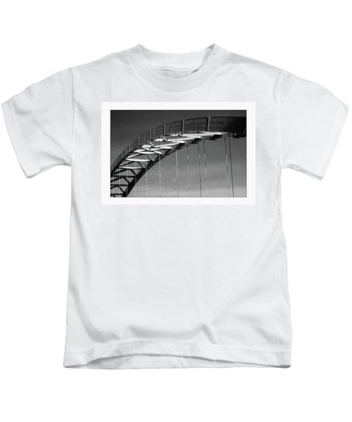 Abstract Sky Kids T-Shirt
