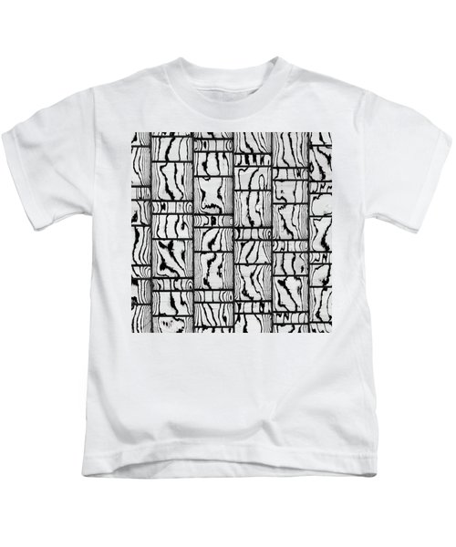 Abstritecture 18 Kids T-Shirt