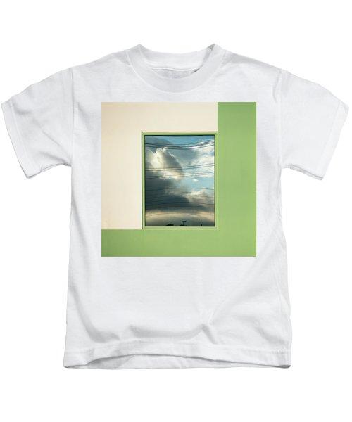 Abstritecture 19 Kids T-Shirt