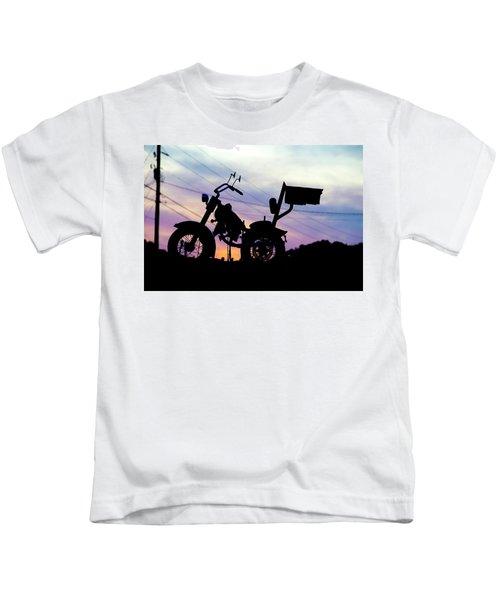 Accidental Beauty Kids T-Shirt