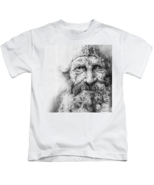 Adam. Series Forefathers Kids T-Shirt