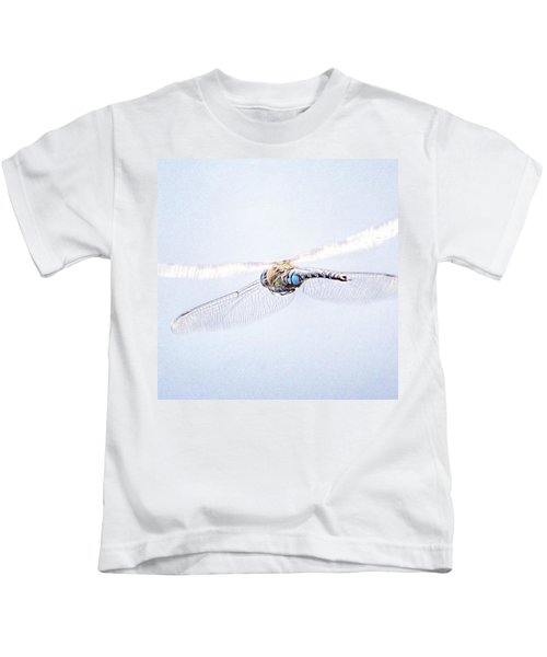 Aeshna Juncea - Common Hawker In Kids T-Shirt