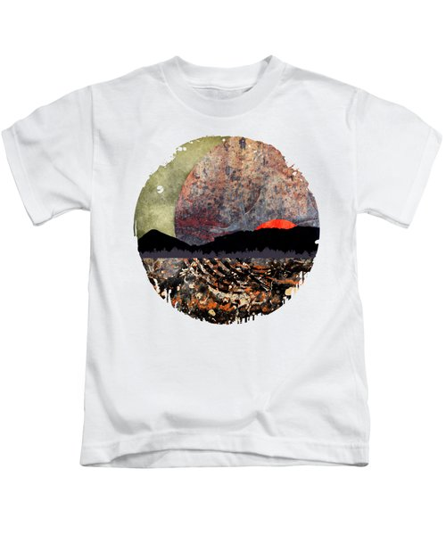 Afternoon Glow Kids T-Shirt