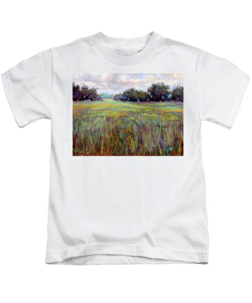 Afternoon Serenity Kids T-Shirt