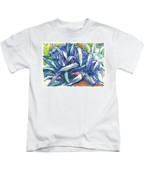 Agave Tangle Kids T-Shirt