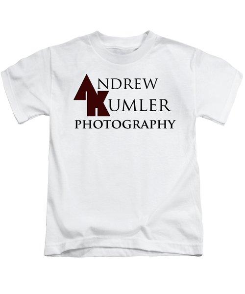Ak Photo Logo Kids T-Shirt