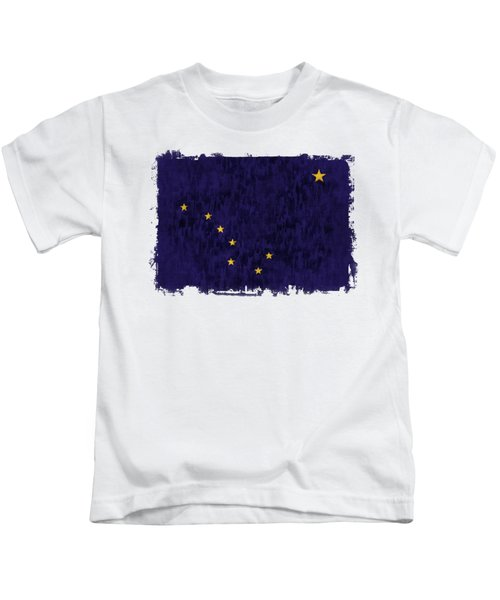 Alaska Flag Kids T-Shirt