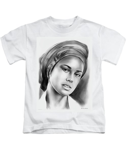 Alicia Keys 2 Kids T-Shirt