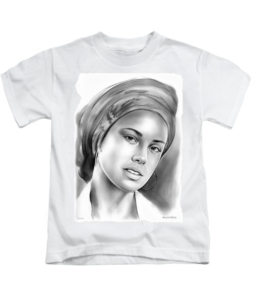 Alicia Keys Kids T-Shirt