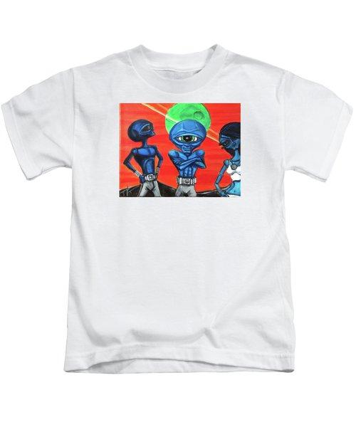Alien Posse Kids T-Shirt