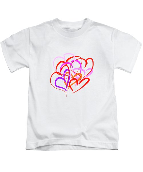 All About Love Kids T-Shirt
