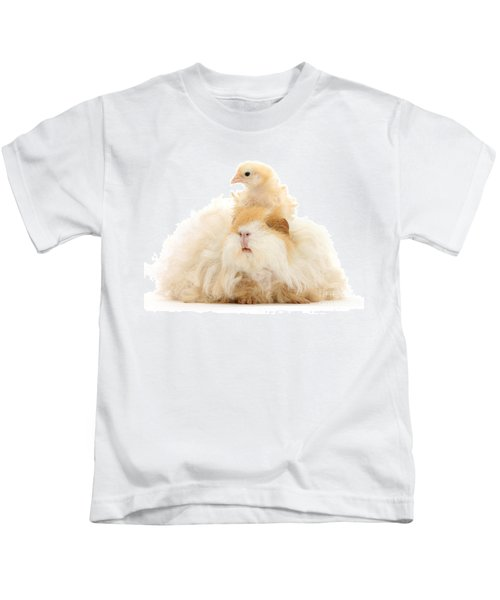 All Frizzed Up And Ready To Go Kids T-Shirt