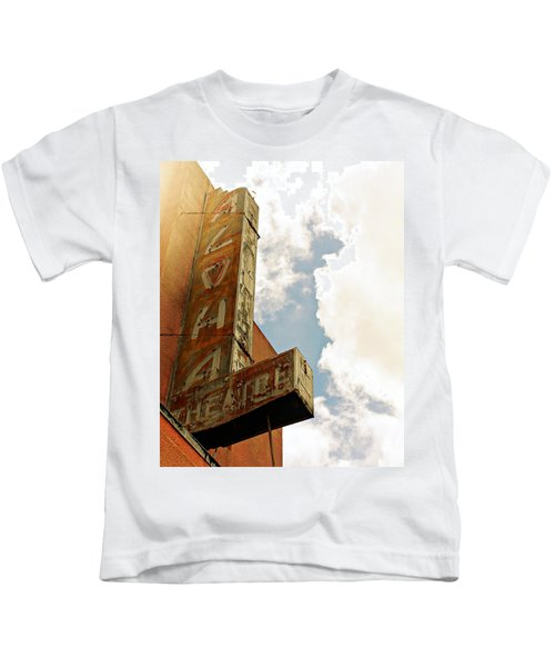 Aloha Theatre Kids T-Shirt