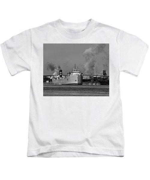 Alpena Freighter Kids T-Shirt