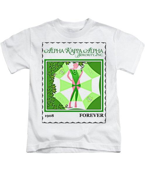 Alpha Kappa Alpha Kids T-Shirt