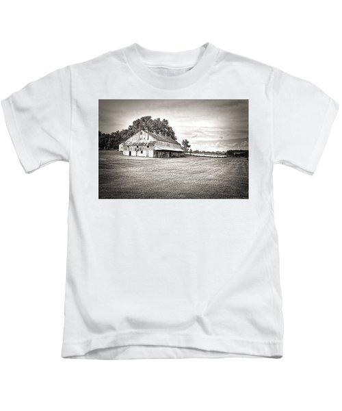 Amana Colonies Farm House Kids T-Shirt