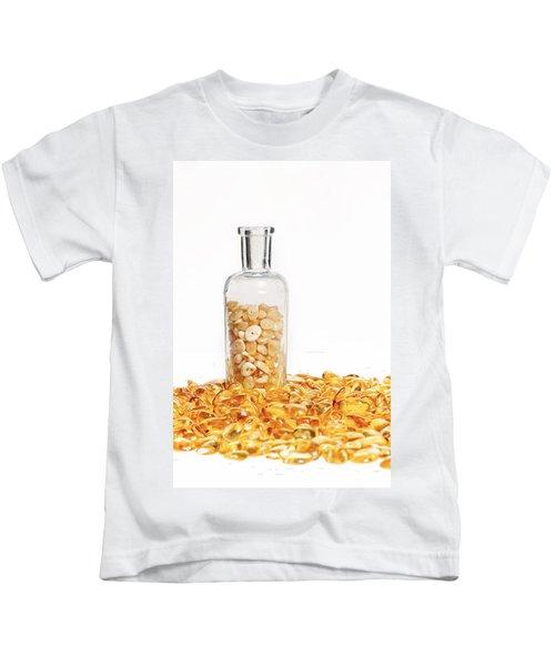 Amber #7900 Kids T-Shirt