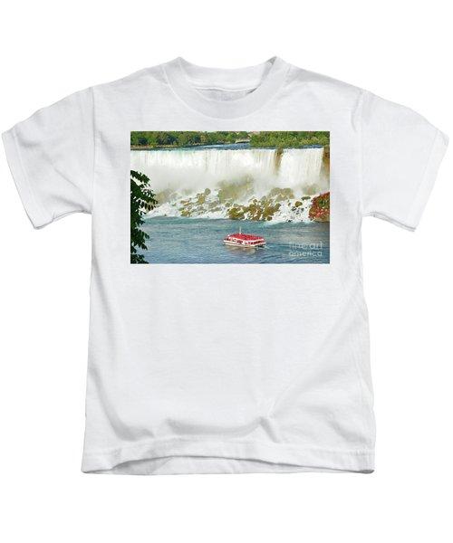American Falls Kids T-Shirt