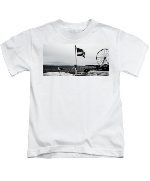 American Seattle Kids T-Shirt
