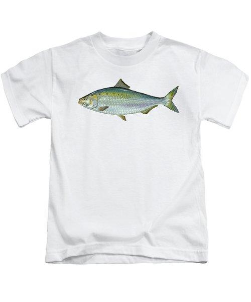 American Shad Kids T-Shirt