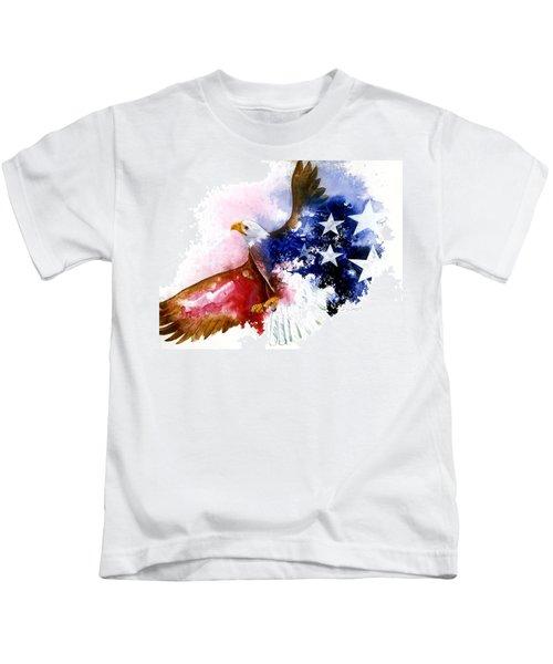 American Spirit Kids T-Shirt