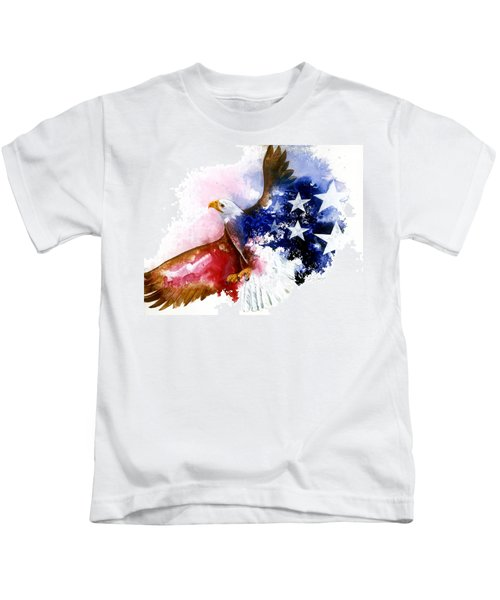 American Spirit Kids T-Shirt