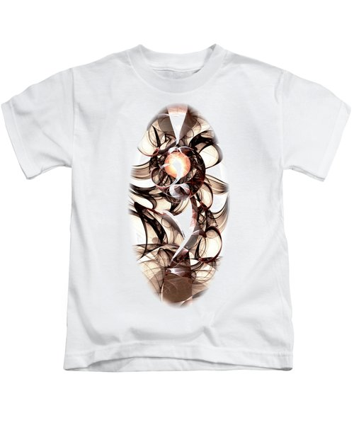 Amulet Of Chaos Kids T-Shirt