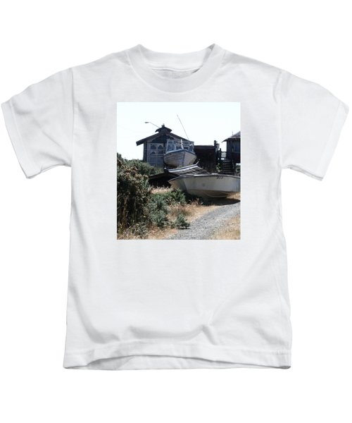An Island Memory Kids T-Shirt
