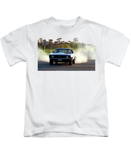 And Then He Lit Em Up For Me Kids T-Shirt