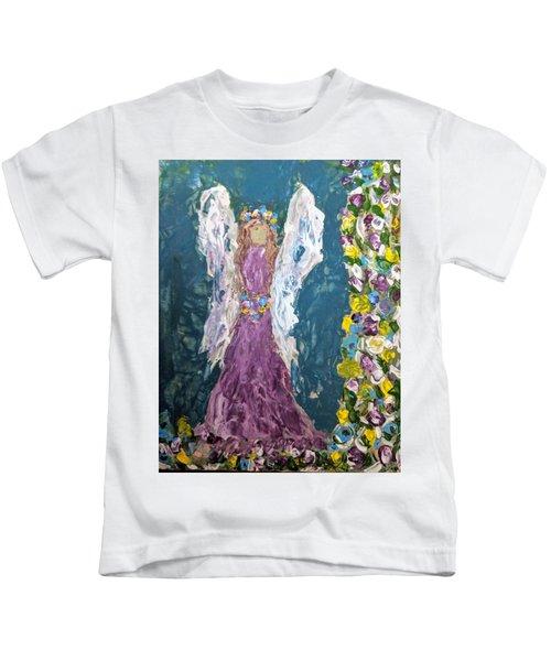 Angel Diva Kids T-Shirt
