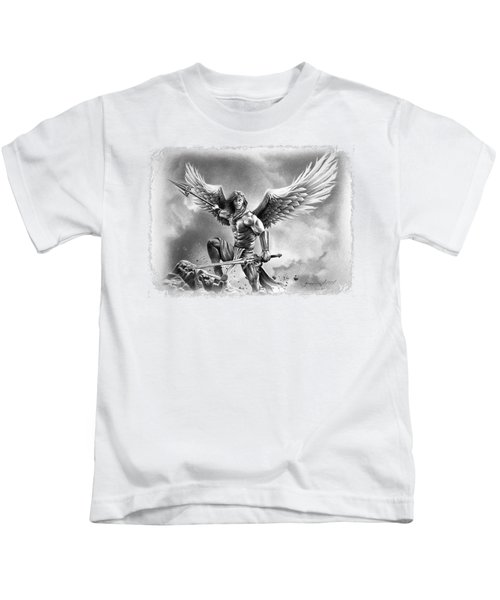 Angel Warrior Kids T-Shirt