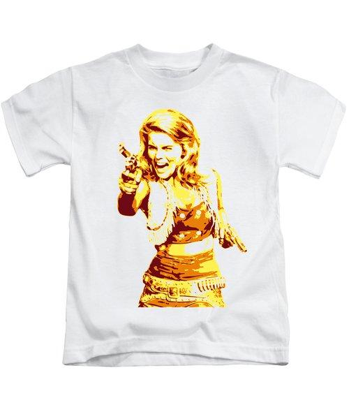 Ann Margret Kids T-Shirt