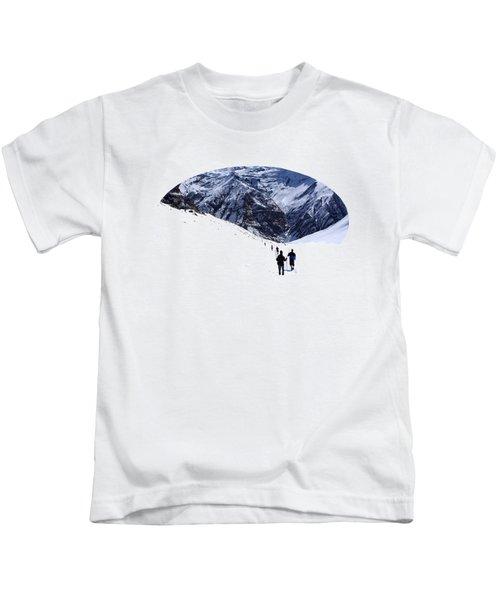 Annapurna Sanctuary Kids T-Shirt