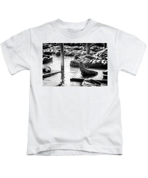 Announcement Kids T-Shirt