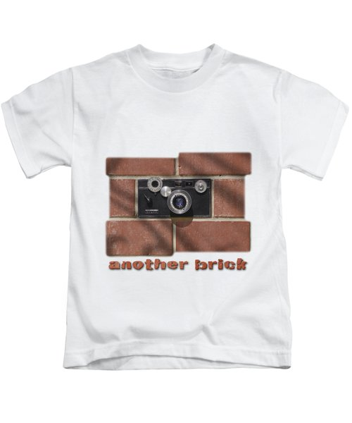 Another Brick . . 2 Kids T-Shirt