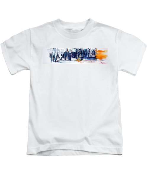 Another Day In New York City Kids T-Shirt