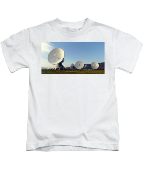 Antenna Array 2 Of The Earth Station  Kids T-Shirt