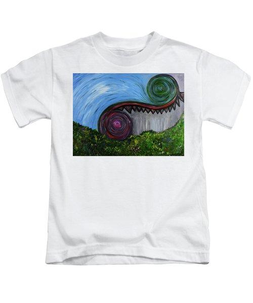 April May June Kids T-Shirt
