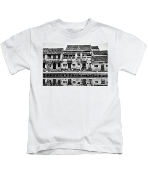 Architecture Ancient Hoi An  Kids T-Shirt