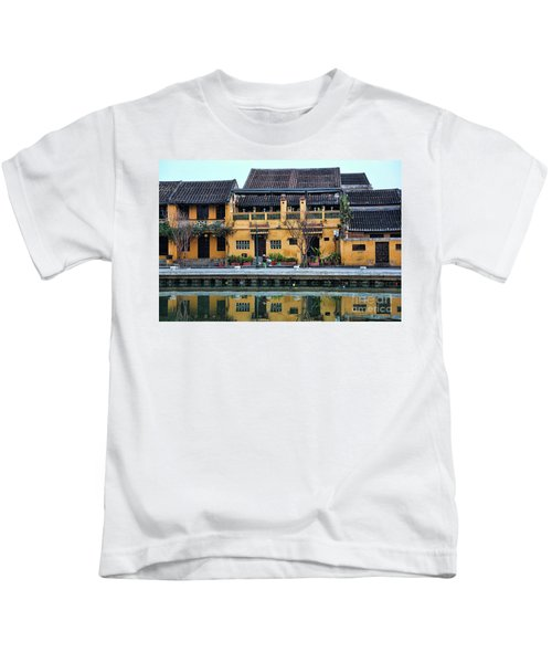 Architecture Ancient Town Hoi An Kids T-Shirt