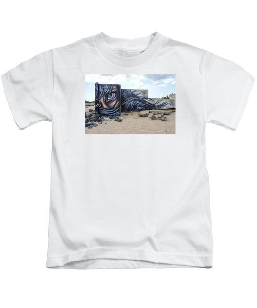 Art Or Graffiti Kids T-Shirt
