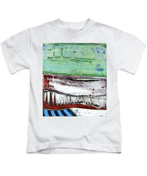 Art Print Abstract 97 Kids T-Shirt