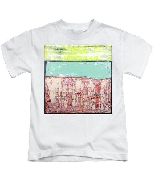 Art Print Abstract 19 Kids T-Shirt