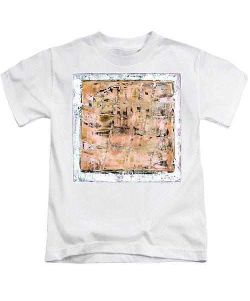 Art Print California 02 Kids T-Shirt