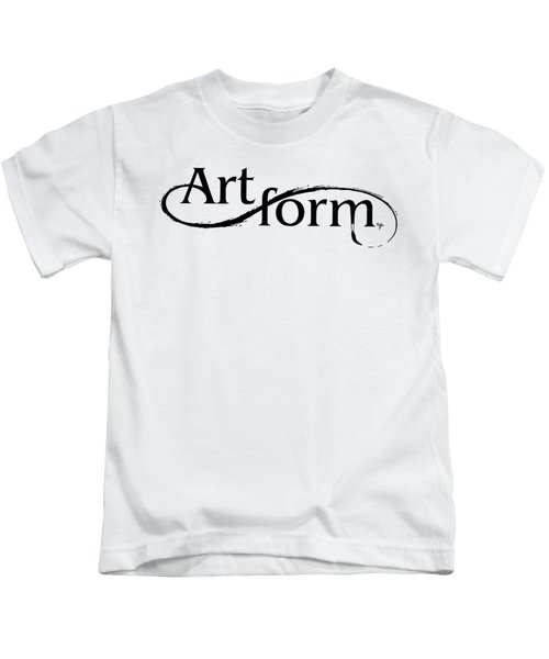 Artform Kids T-Shirt