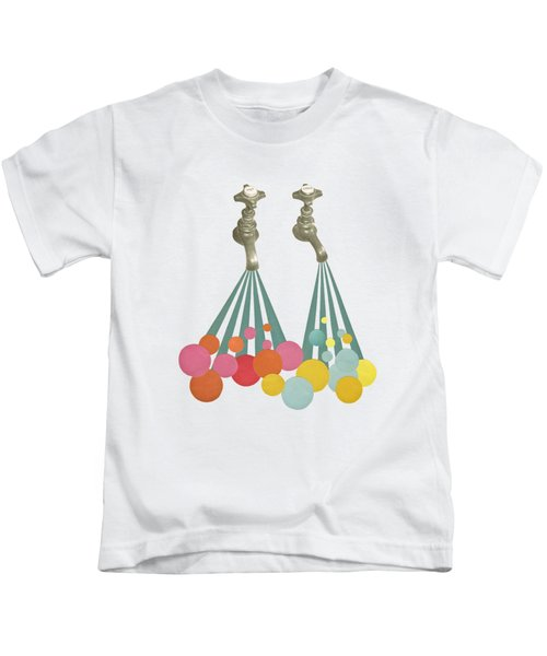 Soapsuds Kids T-Shirt