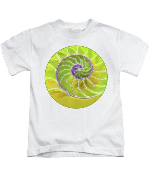 Fresh Spiral Kids T-Shirt