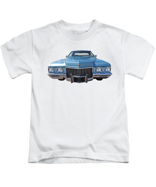 Seventies Superstar - '71 Cadillac Kids T-Shirt