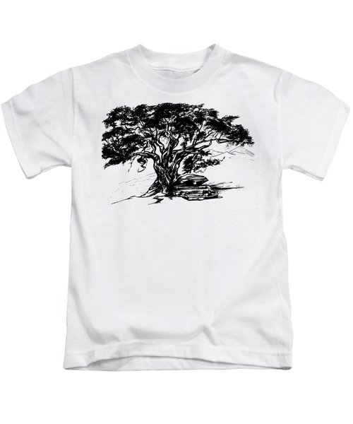 Treasure Life. 2010 Kids T-Shirt